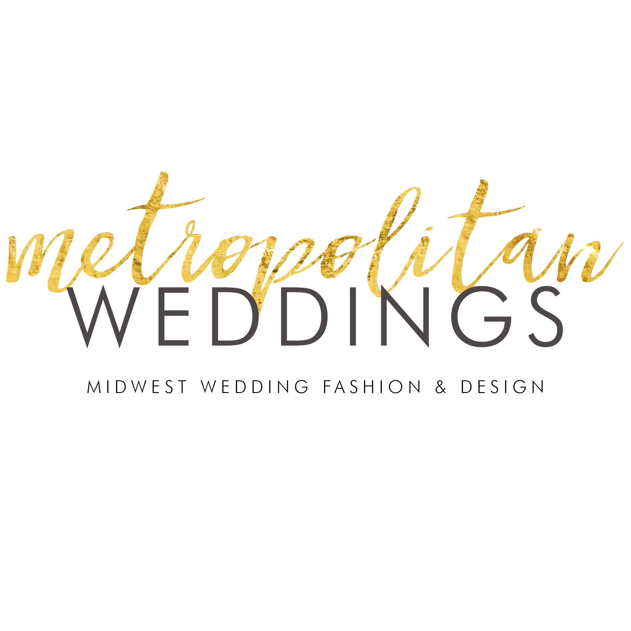 MetWeddings Logo for GLO